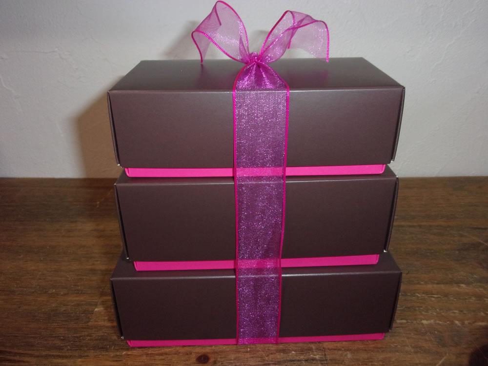 Balloboîte de chocolats fins
